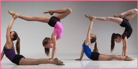 Acro Moves How To