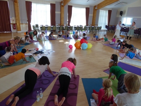 children's yoga for 812 year olds in