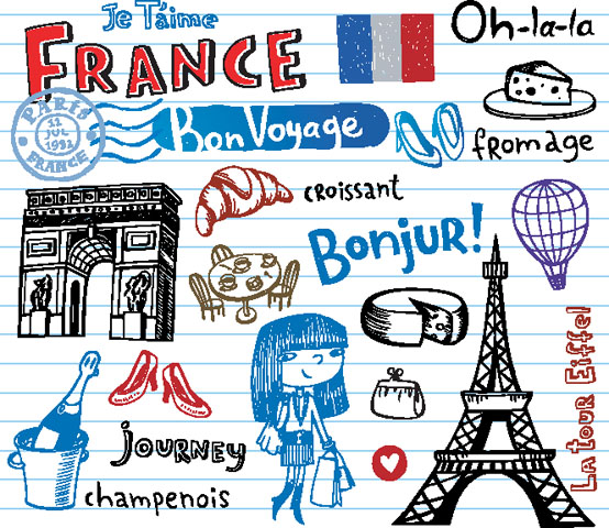 how to say french lessons in french